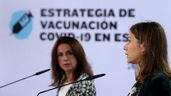 Especial informativo - Coronavirus. Comparecencia de la secretaria de Estado de Sanidad y la directora de la AEM - 21/12/20