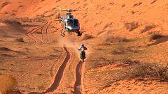 Automovilismo - Baja Hail Toyota Rally. Resumen