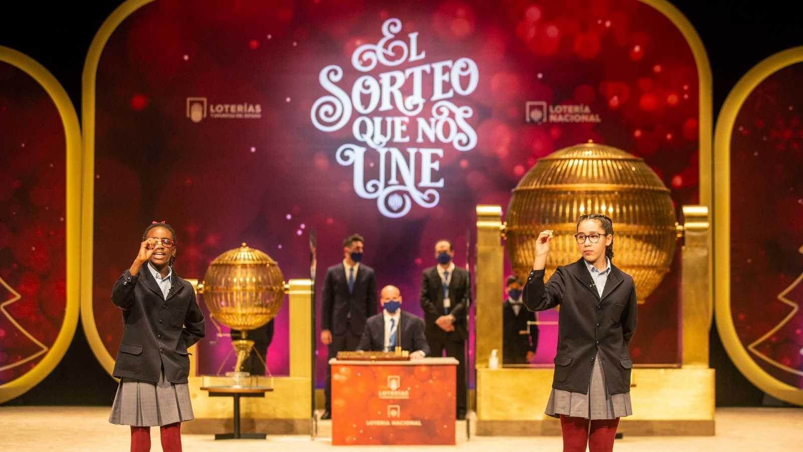 Sorteo de Lotería de Navidad 2020 (2) - ver ahora