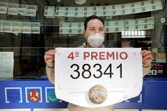El cuarto premio deja 14 millones de euros en las localidades de Faura, Meliana y Almàssera
