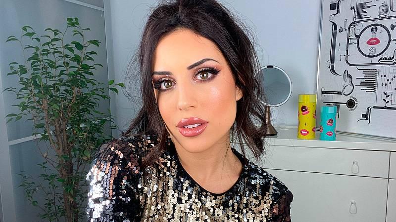 #Tendencias - Inspiración beauty: Maquillaje para brillar en Nochevieja
