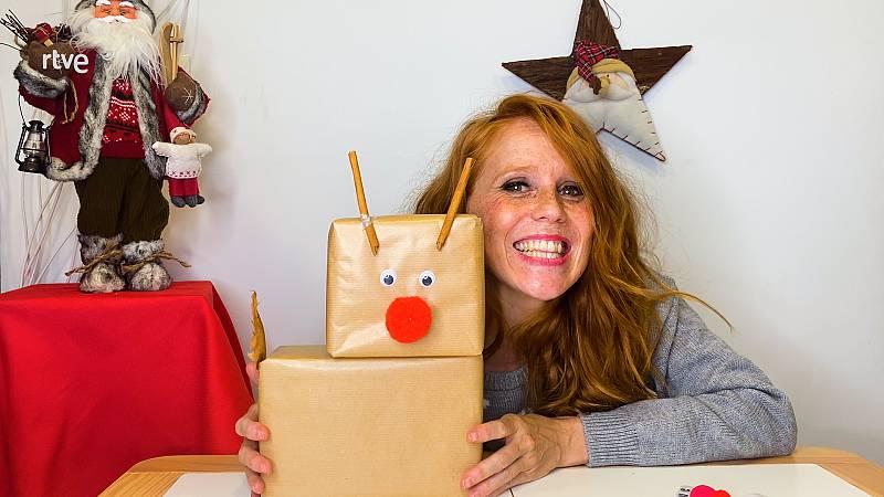 #Tendencias - María Resuelve: Cómo envolver los regalos de Navidad