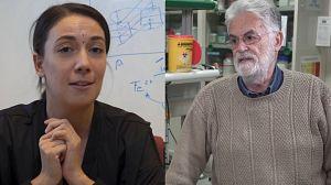 Entrevista a Cristina Escudero y Ricardo Amils (INTA-CSIC)