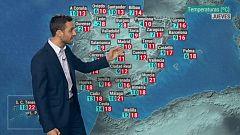 El tiempo en la Comunidad Valenciana - 23/12/20