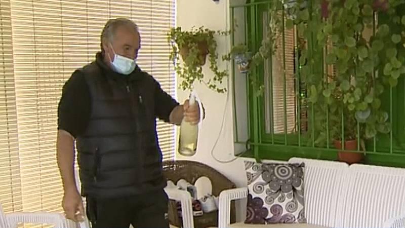Una familia de Huelva dejará de ser okupa gracias a la Lotería de Navidad
