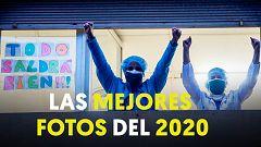 2020: el año del coronavirus en las mejores fotos de la agencia Efe