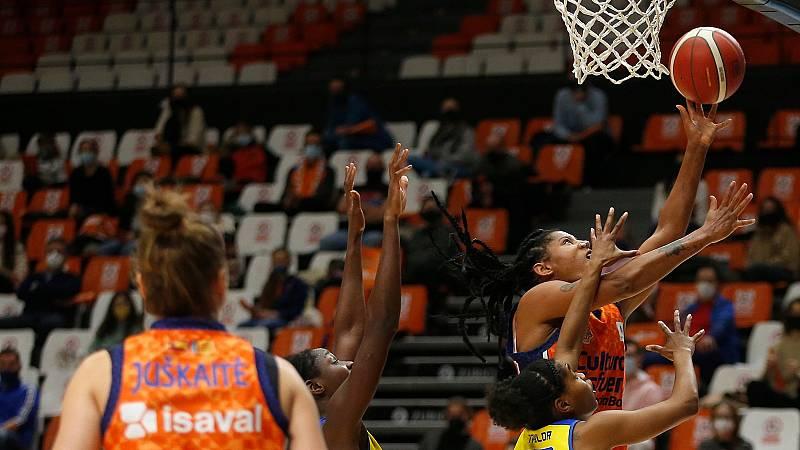 Trahan Davis, del Valencia MVP jornada 17