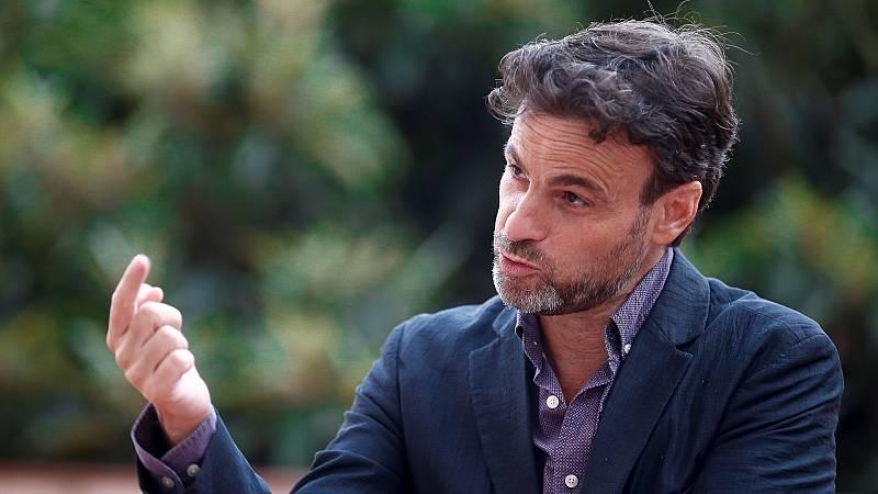 Asens avanza que Unidas Podemos registará en el Congreso una 'ley de la Corona' en los próximos meses