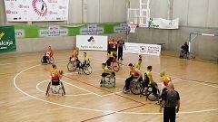Baloncesto en silla de ruedas - Liga BSR división de Honor. Resumen jornada 8