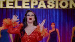 """Telepasión 2020 - Todos cantan """"Que no se acabe el mundo"""" con los rostros de TVE de 1990"""