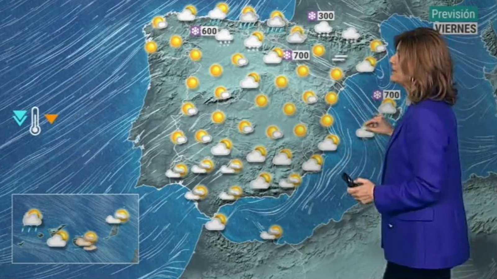 El tiempo en la Comunidad Valenciana - 24/12/20 - ver ahora
