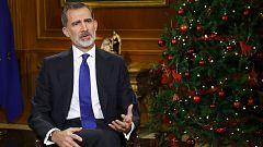 Mensaje de Navidad de Su Majestad el Rey de 2020