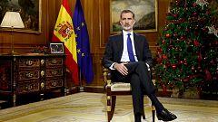 "Felipe VI: ""Ni el virus ni la crisis nos van a doblegar"""