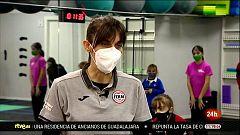 La escuela de kick boxing de Sheila Espinosa: deporte sin barreras