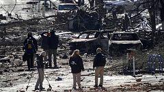 Las autoridades de EE.UU. creen que la explosión de Nashville pudo ser un acto suicida
