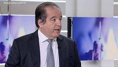 """Sergio Rodríguez, director de Pfizer España: """"Esta tecnología es más segura y fácilmente adaptable a las mutaciones del virus"""""""