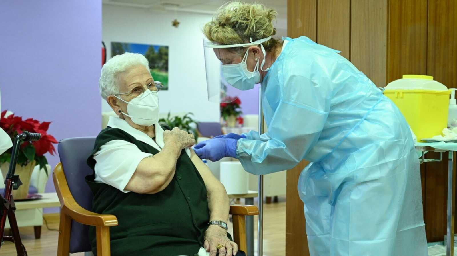 Especial informativo - La vacuna del Covid (1) - ver ahora