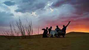 Las huellas de G.Khan:despedidas de Oleg, Gengis y La Gorda