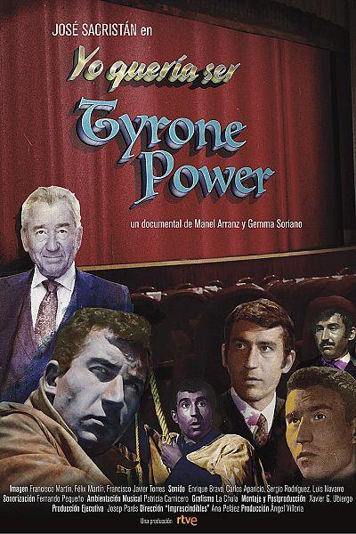 José Sacristán 'Yo quería ser Tyrone Power'