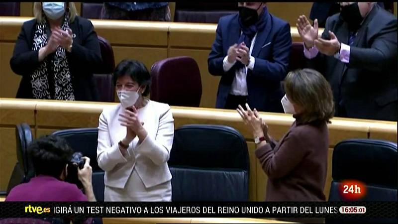 Parlamento - El foco parlamentario - Aprobada en el Senado la Ley Celaá - 26/12/2020