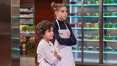 Javier confunde a Celia Villalobos con otra aspirante de MasChef Celebrity