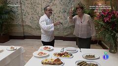 Celia Villalobos viaja en el tiempo a través de la gastronomía