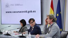 Especial informativo - Comparecencia de la ministra de Política Territorial, del ministro de Sanidad y del director del CCAES - 28/12/20