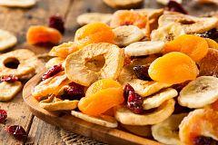 Aquí la Tierra - Aprendemos a diferenciar los tipos de secado de fruta que existen