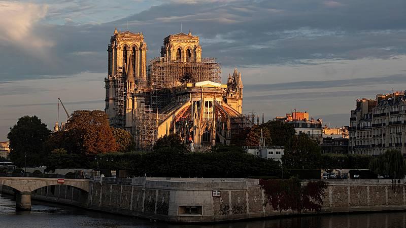 Notre Dame volverá a tener su reloj monumental