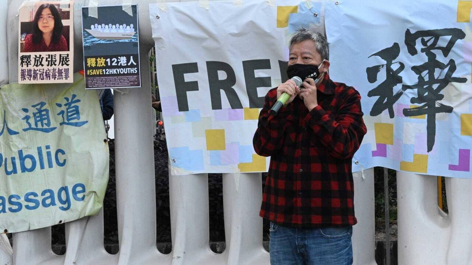 China condena a cuatro años de prisión a una periodista ciudadana por informar desde Wuhan al inicio de la pandemia