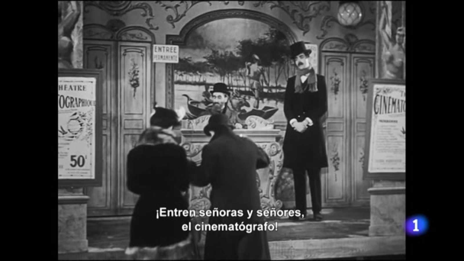 Se cumplen 125 años de la primera proyección pública de cine de los hermanos Lumière