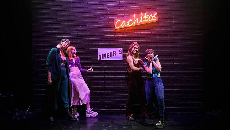 "Cachitos Fest - Ginebras canta ""Paco y Carmela"""