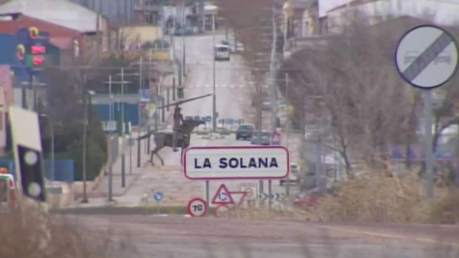 La Solana (Ciudad Real) amanece confinada perimetralmente