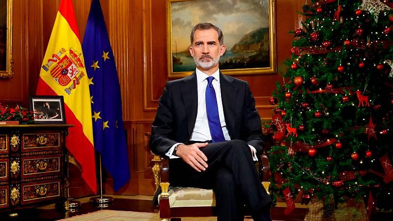 El Gobierno anuncia que Felipe VI tiene un plan para renovar el papel de la monarquía