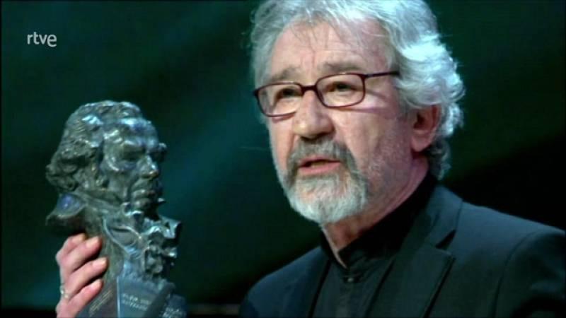 Imprescindibles explica por qué José Sacristán dedicó su Goya al productor Pedro Lazaga