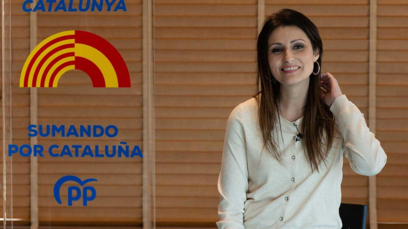Lorena Roldán deja Ciudadanos para ser la 'número dos' del PPC por Barcelona para las elecciones del 14F