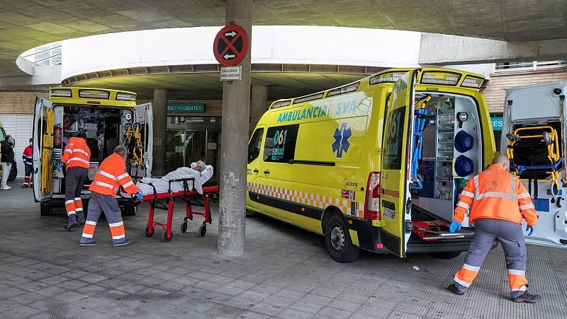 Los hospitales no descartan una posible tercera ola de COVID