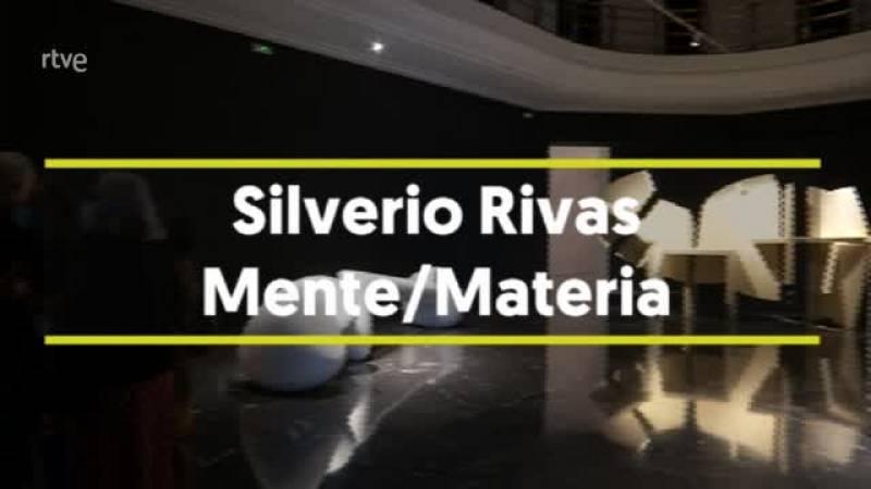Silverio Rivas. Mente/Materia. Exposición na Casa das Artes de Vigo