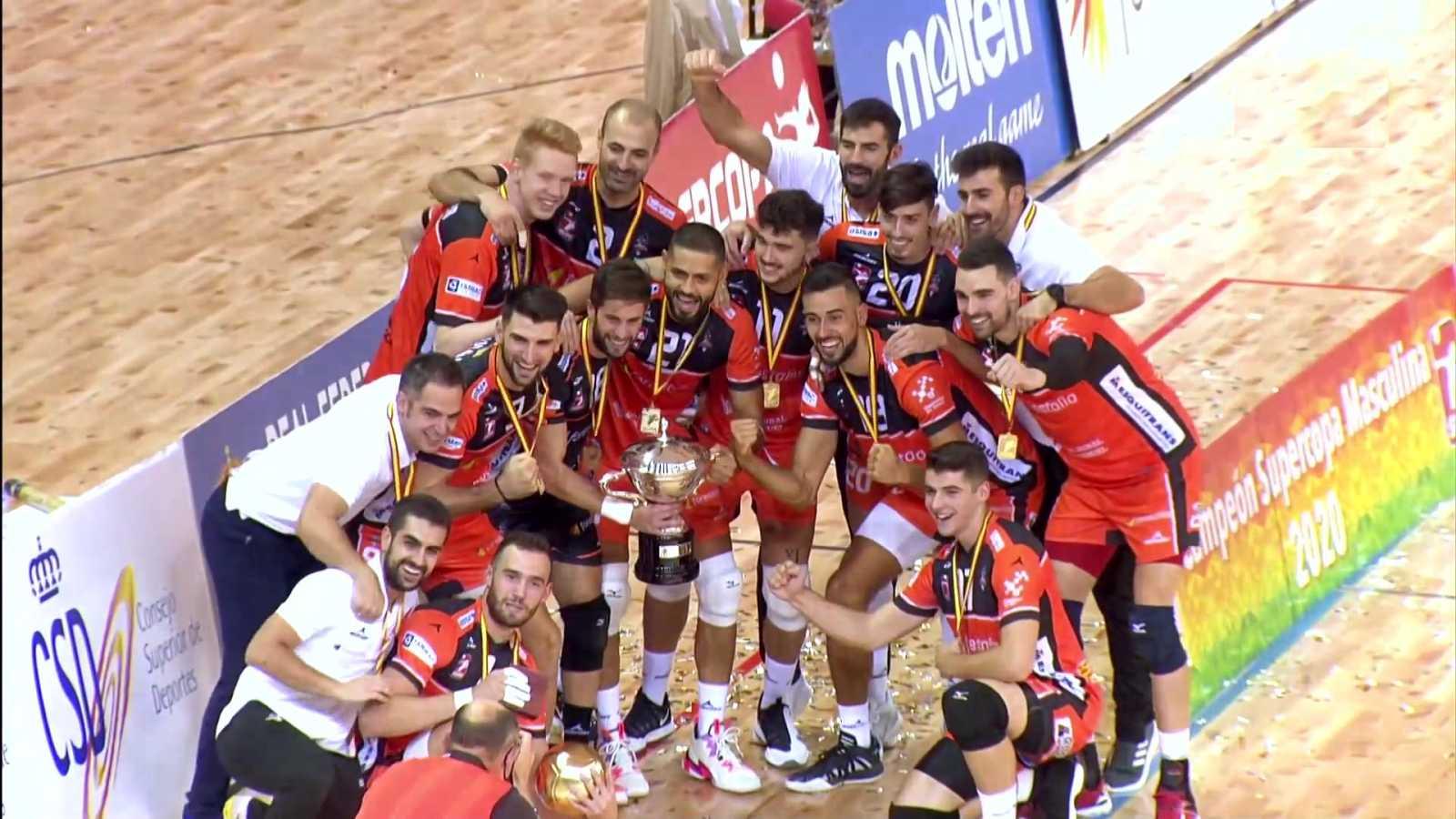 Voleibol - Actualidad Superliga masculina (II) - ver ahora