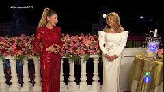 Campanadas 2020 - Ane y Anna hablan sobre sus vestidos de Nochevieja