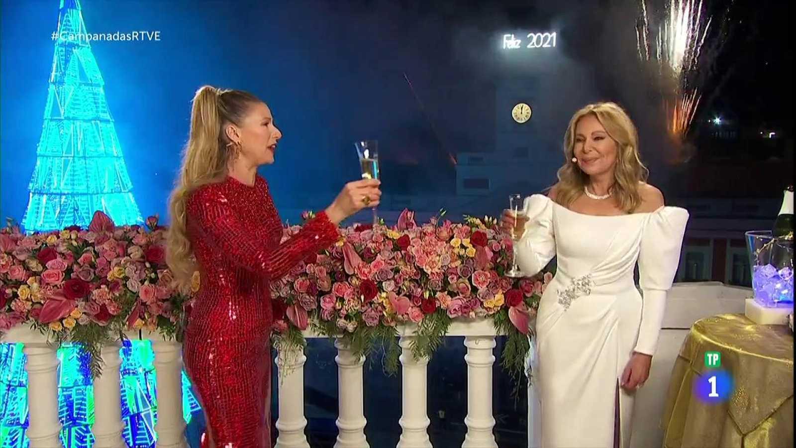 Las 12 campanadas de Fin de Año con Anne y Ana