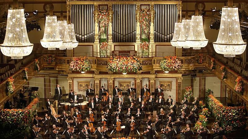 """Concierto de Año Nuevo: """"Marcha de la opereta Fatinitza"""""""