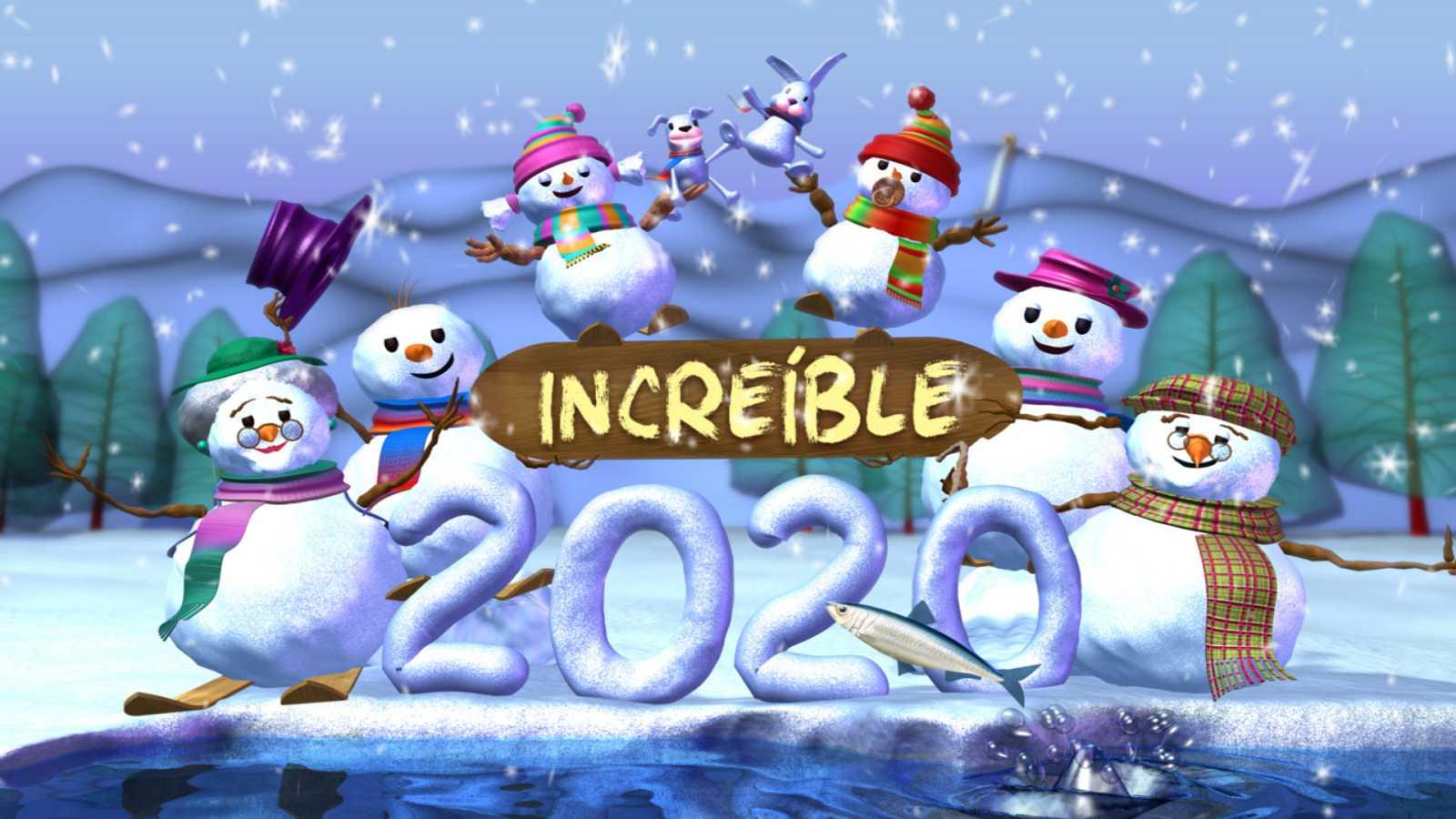 Increíble 2020 - ver ahora