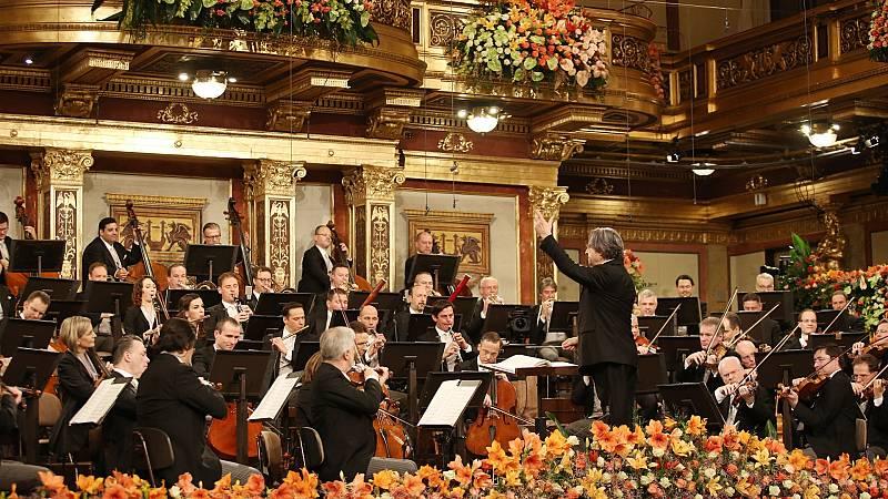 Aplausos virtuales para el Concierto de Año Nuevo en Viena