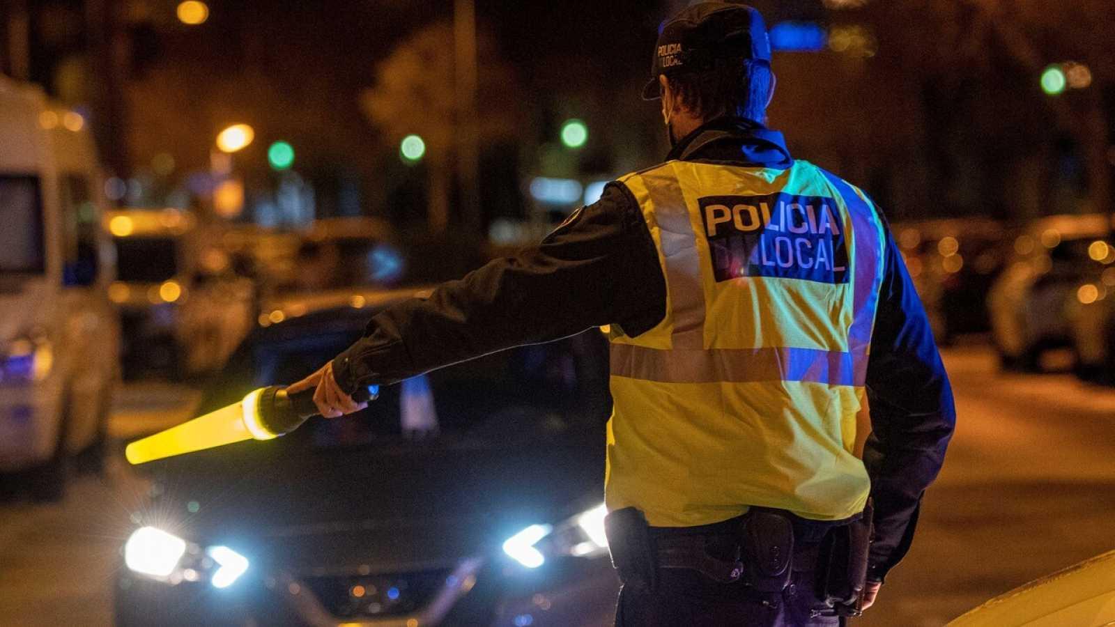 Varias fiestas ilegales empañan una Nochevieja tranquila