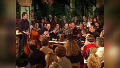 Tenderete - 03/01/2021 con Grupo Serenata, A.F. Camino Nuevo, Escuela Folclore Los Campitos y Trío Quetzal en emotivos momentos de Tenderete