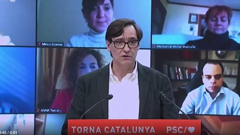 """Illa pide dejar atrás una """"década perdida"""" en Cataluña"""