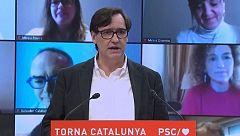 Illa inaugura su precampaña como candidato a la Generalitat