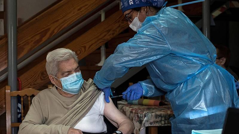 El proceso de vacunación avanza a menor ritmo del esperado