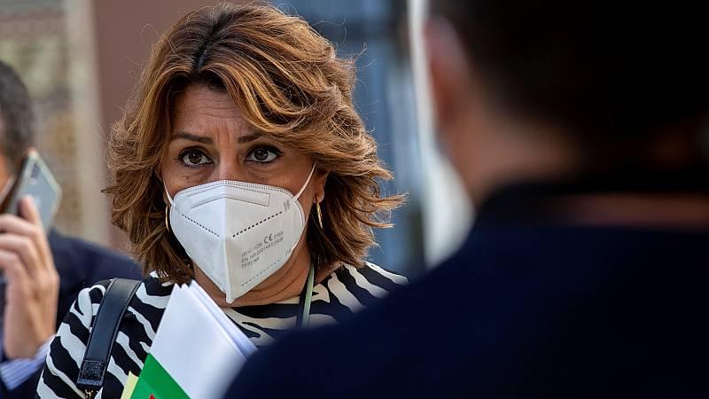 """Díaz sobre el reparto de vacunas: """"Esta pelea me ha parecido muy ruin y muy miserable"""""""